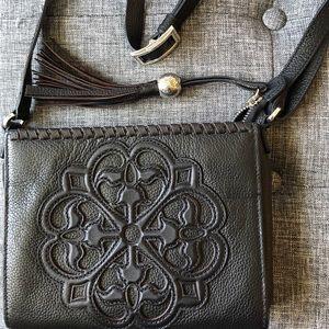 Brighton Pebbled Leather Ferrara City Bag
